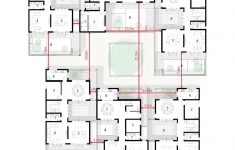 Senior Housing Floor Plans Luxury Gallery Of Dongziguan Affordable Housing For Relocalized