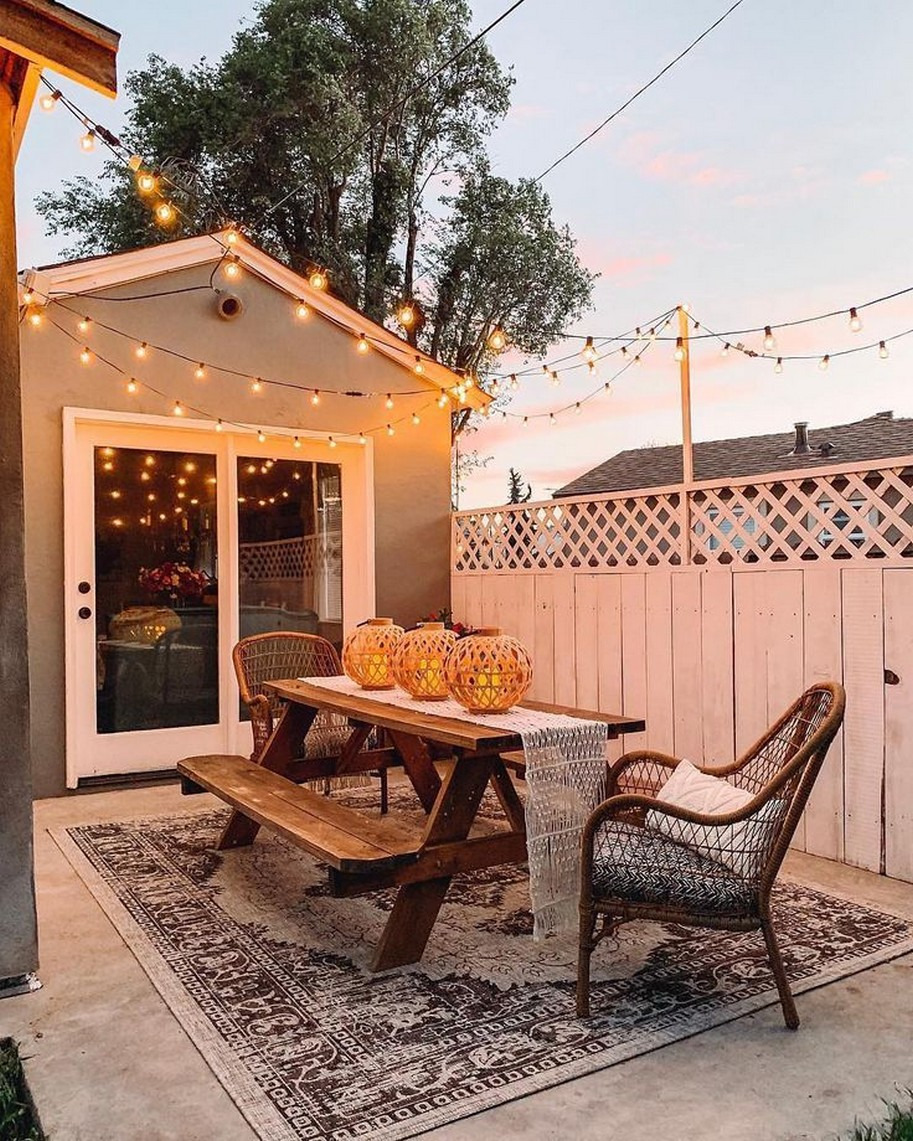 ✔75 terrace designs and decorating ideas that are simple but beautiful 18