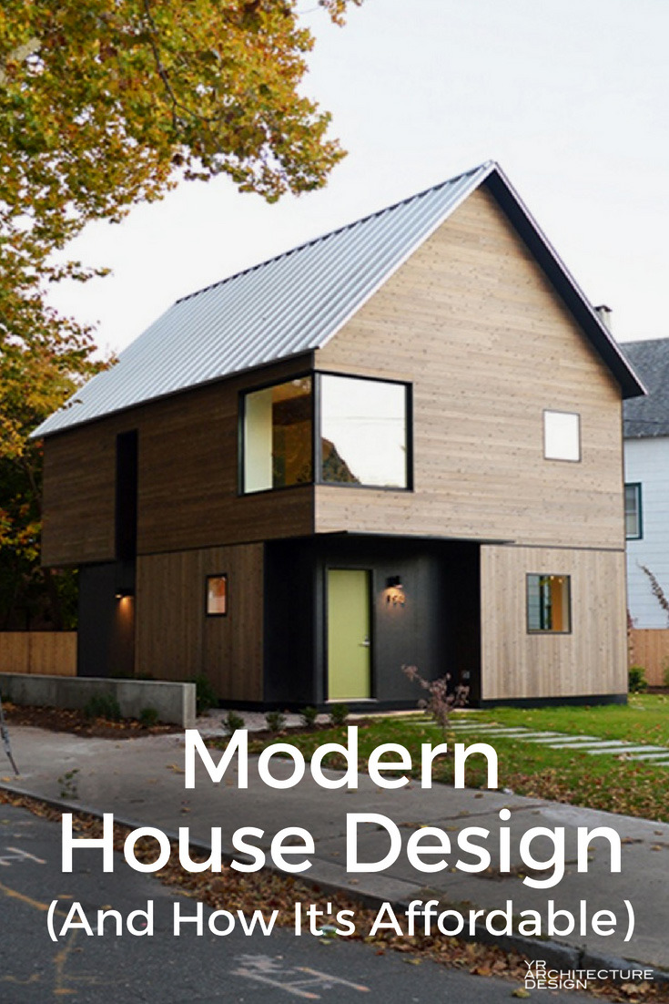 Affordable Modern House Design1