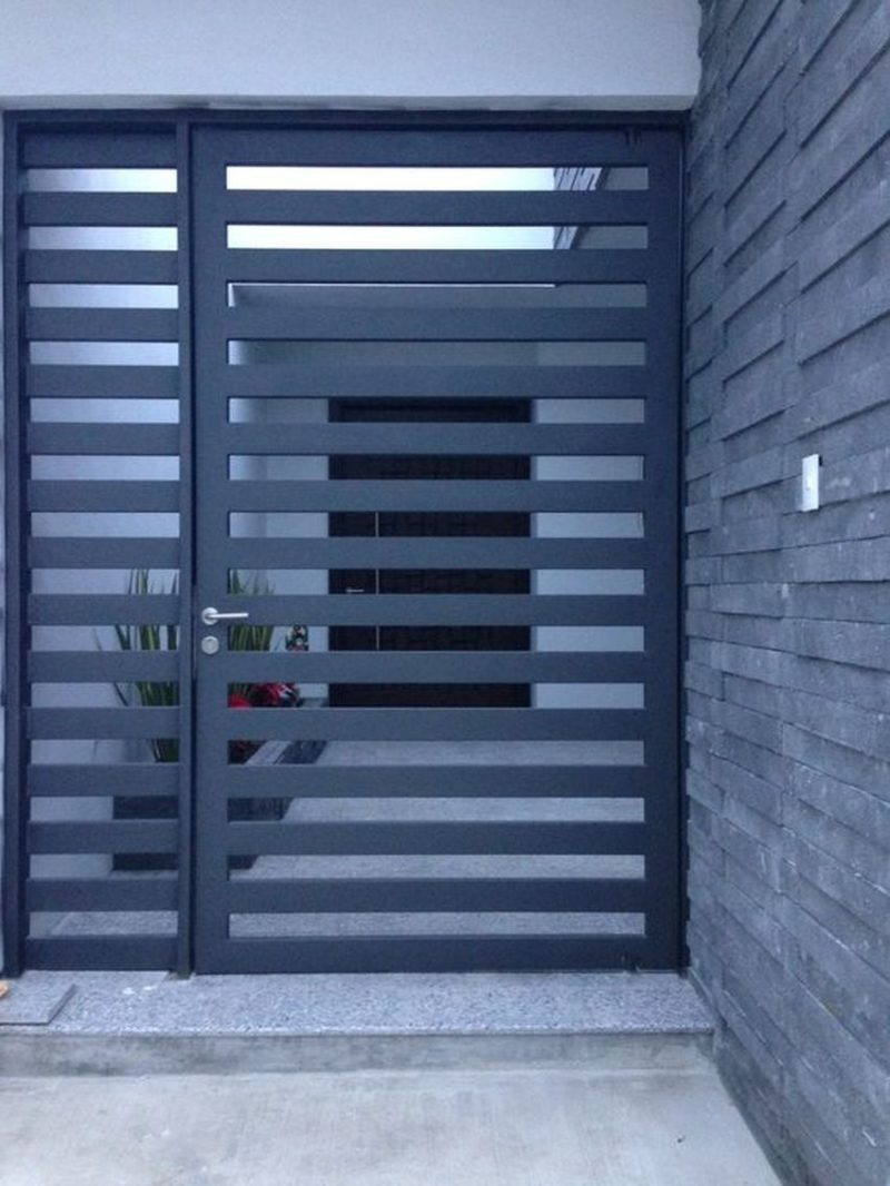 10 creatively simple gate design for small house 2019 update