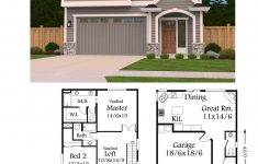 Small French Cottage House Plans Elegant Lombard Poplar Small House Plan W Garage
