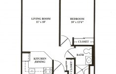 Small House Plans For Seniors Inspirational Great Of 1 Bedroom Apartment Floor Plan
