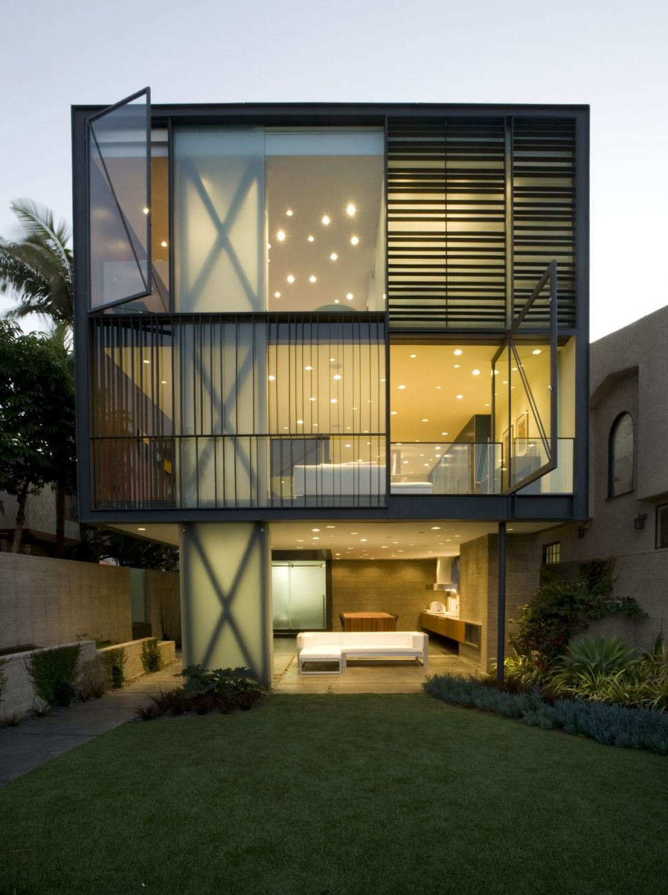 architecture inspiration architecture contemporary three levels plus levels small homes ideas exteriors images minimalist homes 970x1298