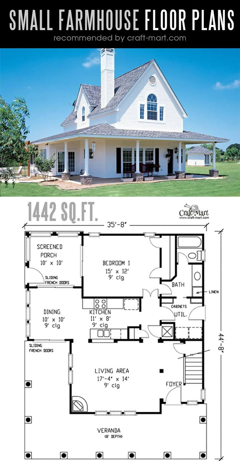 Small Traditional House Plans Best Of Small Farmhouse Plans for Building A Home Of Your Dreams
