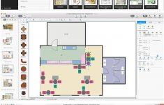 Software To Draw House Plans Lovely Café Floor Plan Example