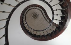 Spiral Staircase Slide Attached Lovely This Photo Of A Spiral Staircase I Took Confusing Perspective
