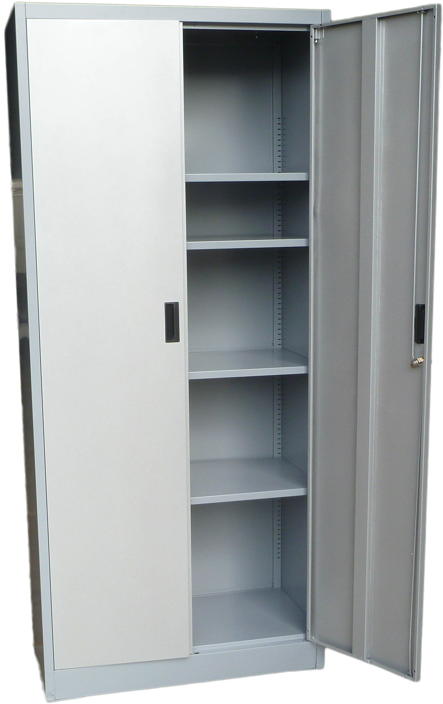 """Tall Storage Cabinet with Doors and Shelves New Fedmax Metal Storage Cabinet 71"""" Tall Lockable Doors and Adjustable Shelves 70 86"""" Tall X 31 5"""" W X 15 75"""" D Great Steel Locker for Garage Kitchen"""