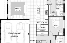 Three Bedroom House Plan And Design Lovely 3 Bedroom House Plans & Home Designs