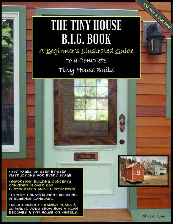 Tiny House Plans Book 2020