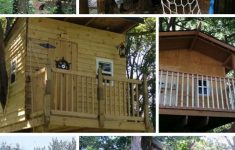 Tree Houses Plans And Designs Luxury 38 Brilliant Tree House Plans Mymydiy