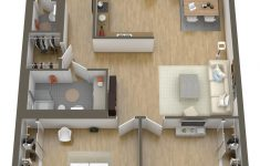 Two Bedroomed House Plans Beautiful 40 More 2 Bedroom Home Floor Plans