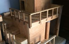 Two Dog House Plans Fresh Selling This Hand Made Two Story Dog House Great Condition