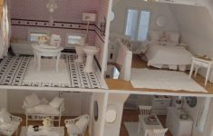 Victorian Doll House Plans Awesome Shabby Chic Dollhouse 1