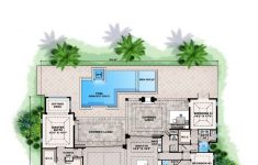 Waterfront House Plans Designs Elegant Abacoa House Plan In 2020