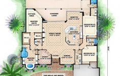 Waterfront House Plans Designs Elegant Tuscan Mediterranean House Plans Beach E Story Floor Fresh