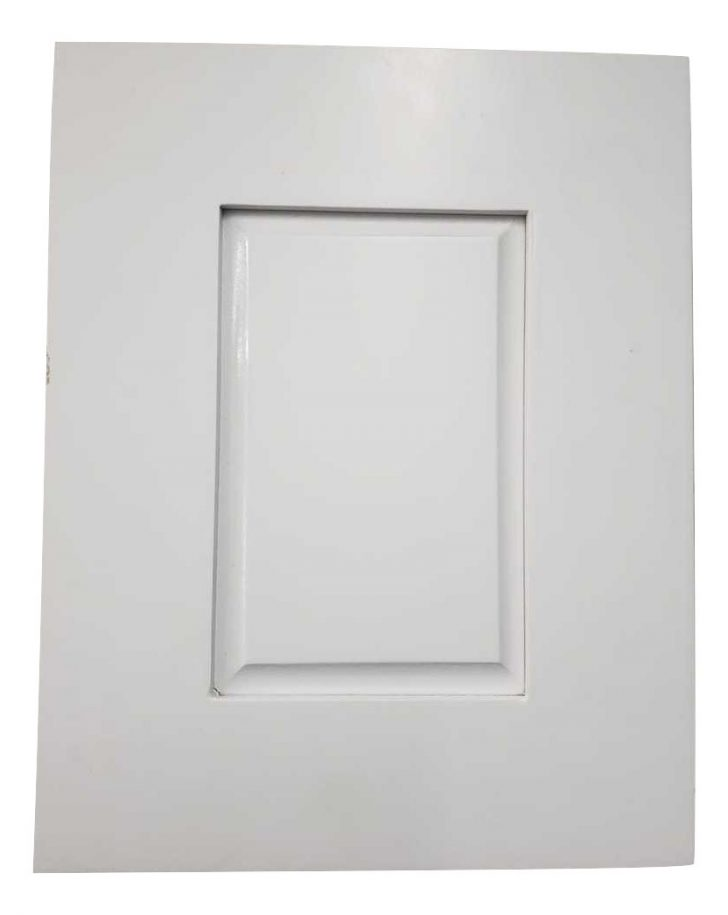 White Cabinet with Doors 2021