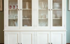 White Kitchen Cabinets With Glass Doors Luxury Glass Kitchen Cabinet Doors For Modern Appearance Home