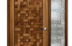 Wooden Door Designs For Main Door Fresh Teak Wood Finish Wooden Door With Window 8feet Height