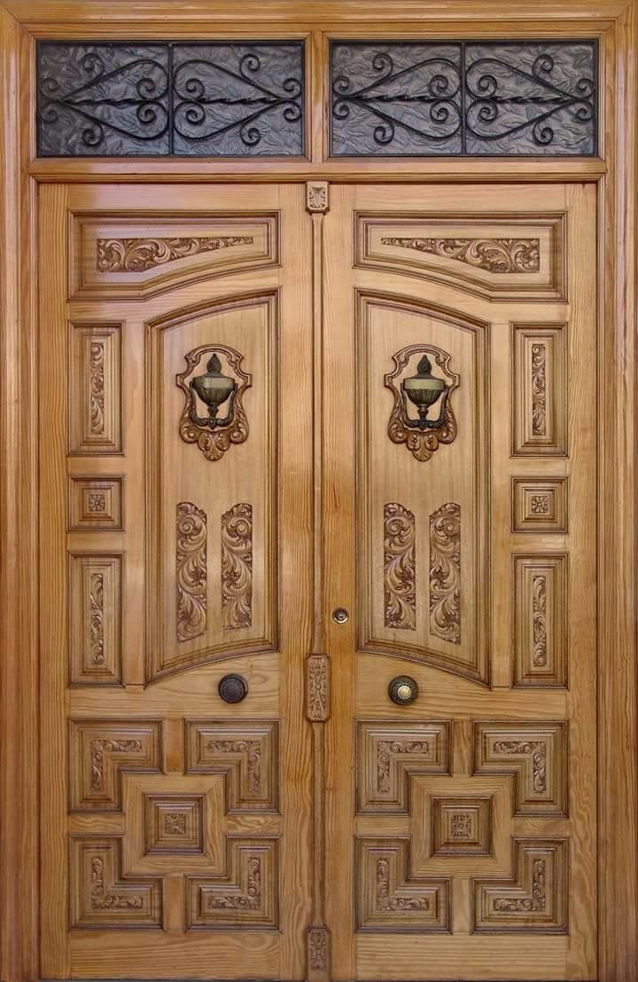 Wooden Door Designs for Main Door 2021