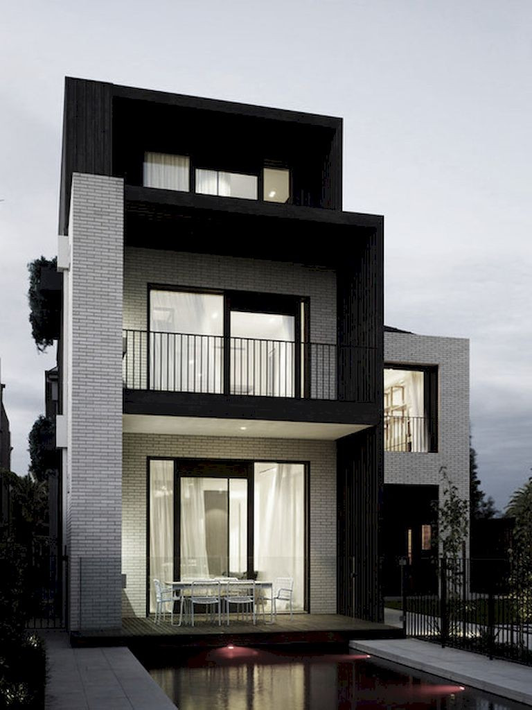 96 Amazing Latest Modern House Designs Architecture 94