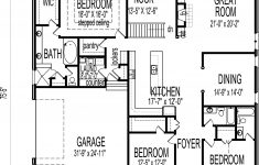 1 Storey House Plans New 3 Bedroom Bungalow House Floor Plans Designs Single Story