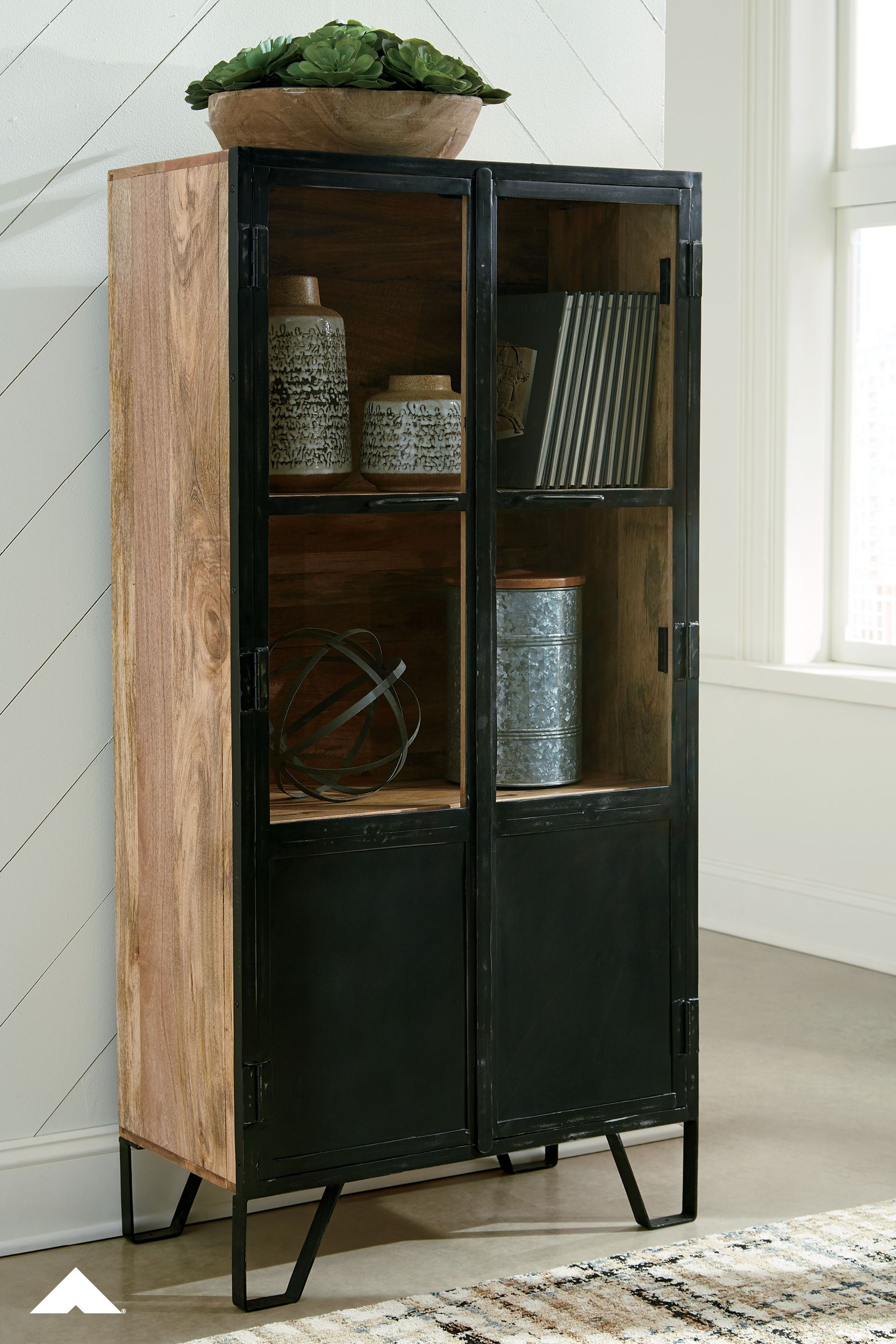 Accent Cabinet with Doors Luxury Gabinwell Accent Cabinet by ashley Furniture