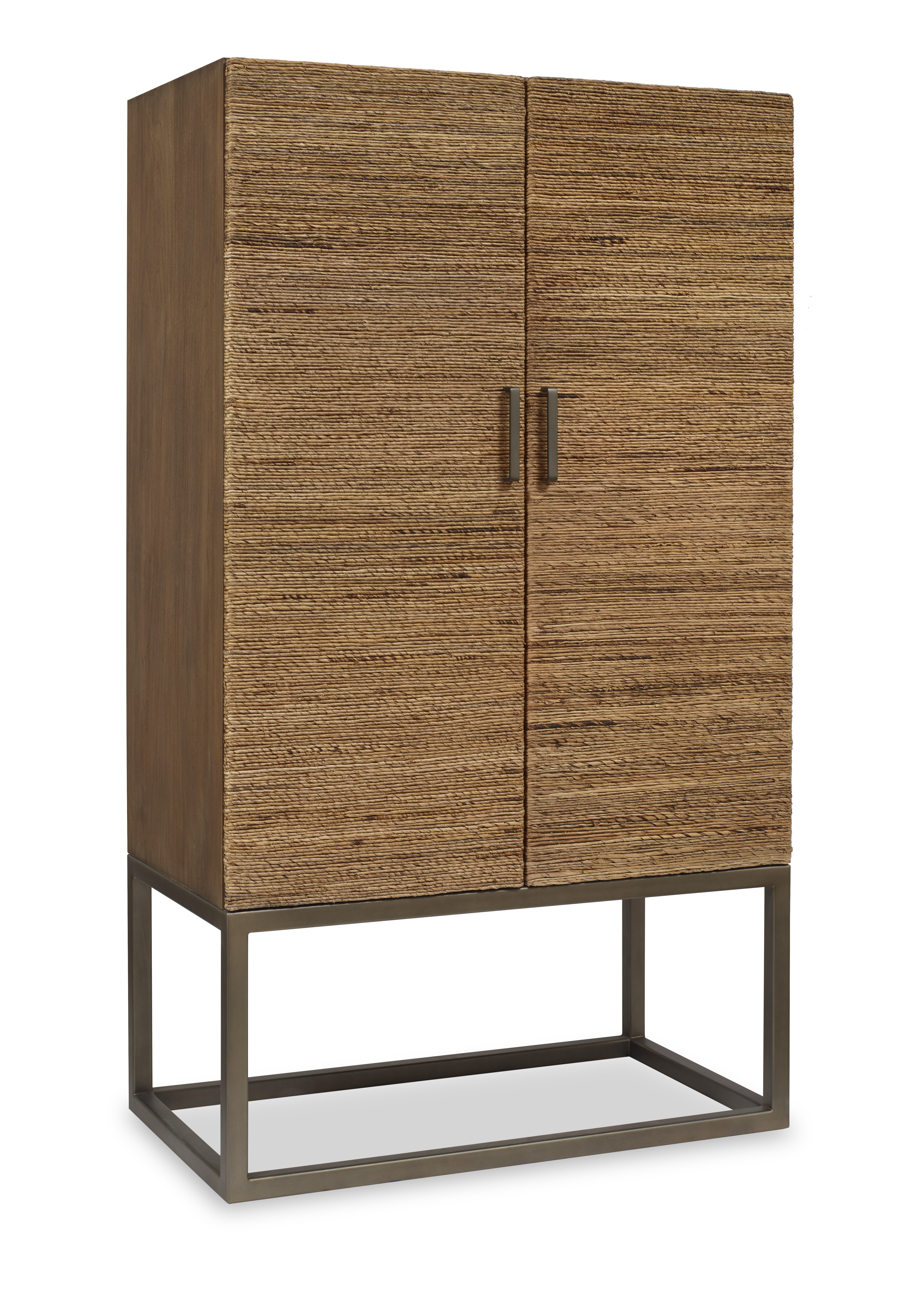 brownstone furniture nadia 2 doors accent cabinet w