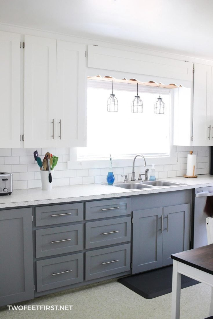 Adding Trim to Flat Cabinet Doors Luxury Update Kitchen Cabinets without Replacing them by Adding Trim