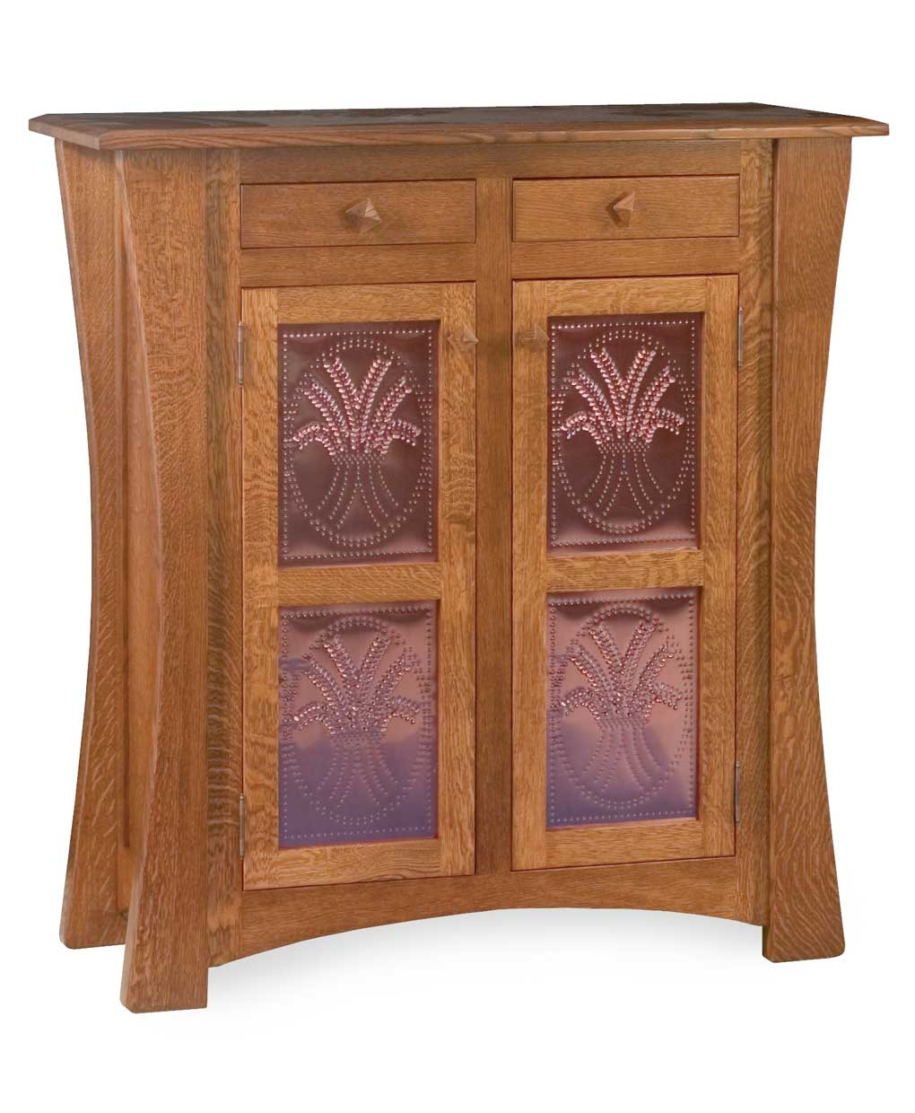 Amish Cabinet Doors Lovely Arts and Crafts Cabinet
