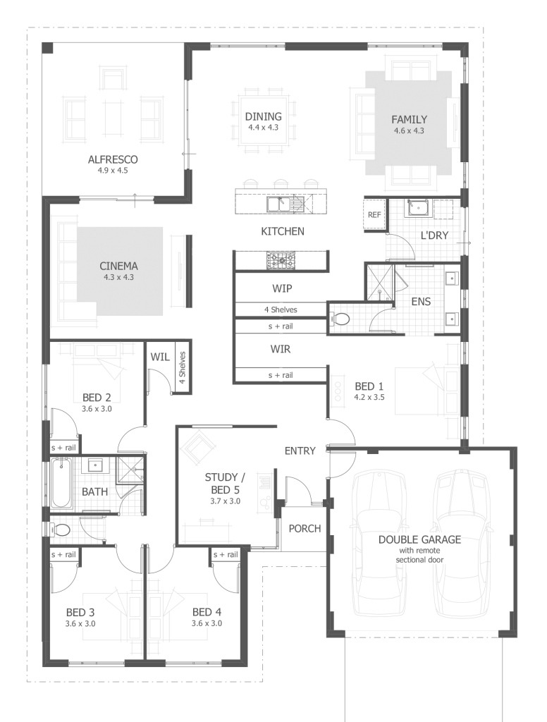 App to Design House Plans Awesome Modern Gorgeous Floor Plans Design 4 Home Plan App for