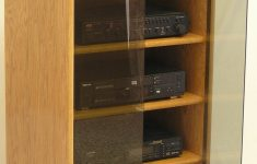"""Audio Cabinet With Glass Doors Best Of 50"""" Stereo Cabinet With Glass Doors"""