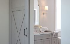 Barn Door Medicine Cabinet Lovely Bathroom Small Bathroom Barn Door Ideas Sliding Mirror