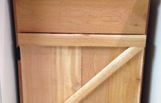Barn Style Cabinet Doors Elegant Barn Style Kitchen Cabinet Doors Made From Cedar Fence