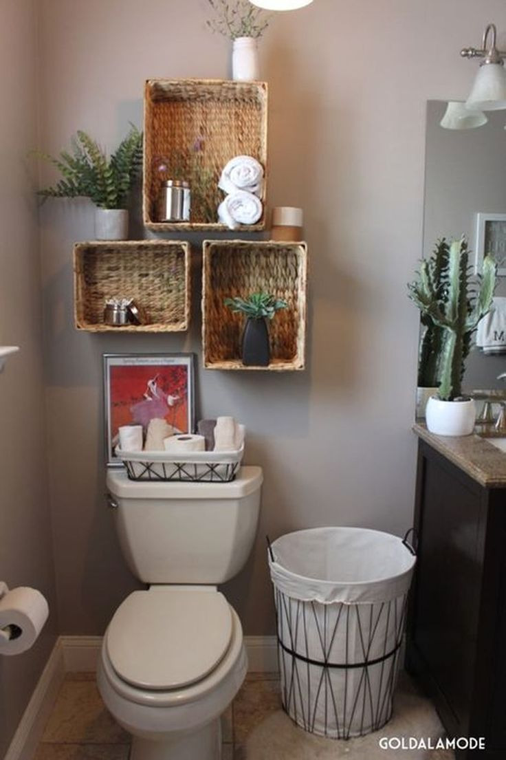 Bathroom Decorating Ideas Pinterest Inspirational Quick and Easy Small Bathroom Decorating Tips