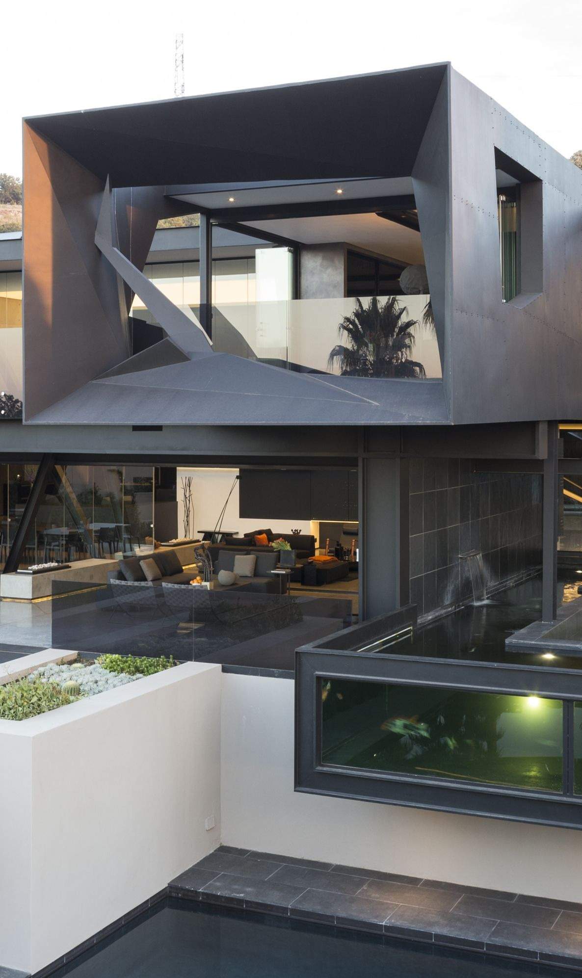 Beautiful Homes In the World Lovely Best Houses In the World Amazing Kloof Road House