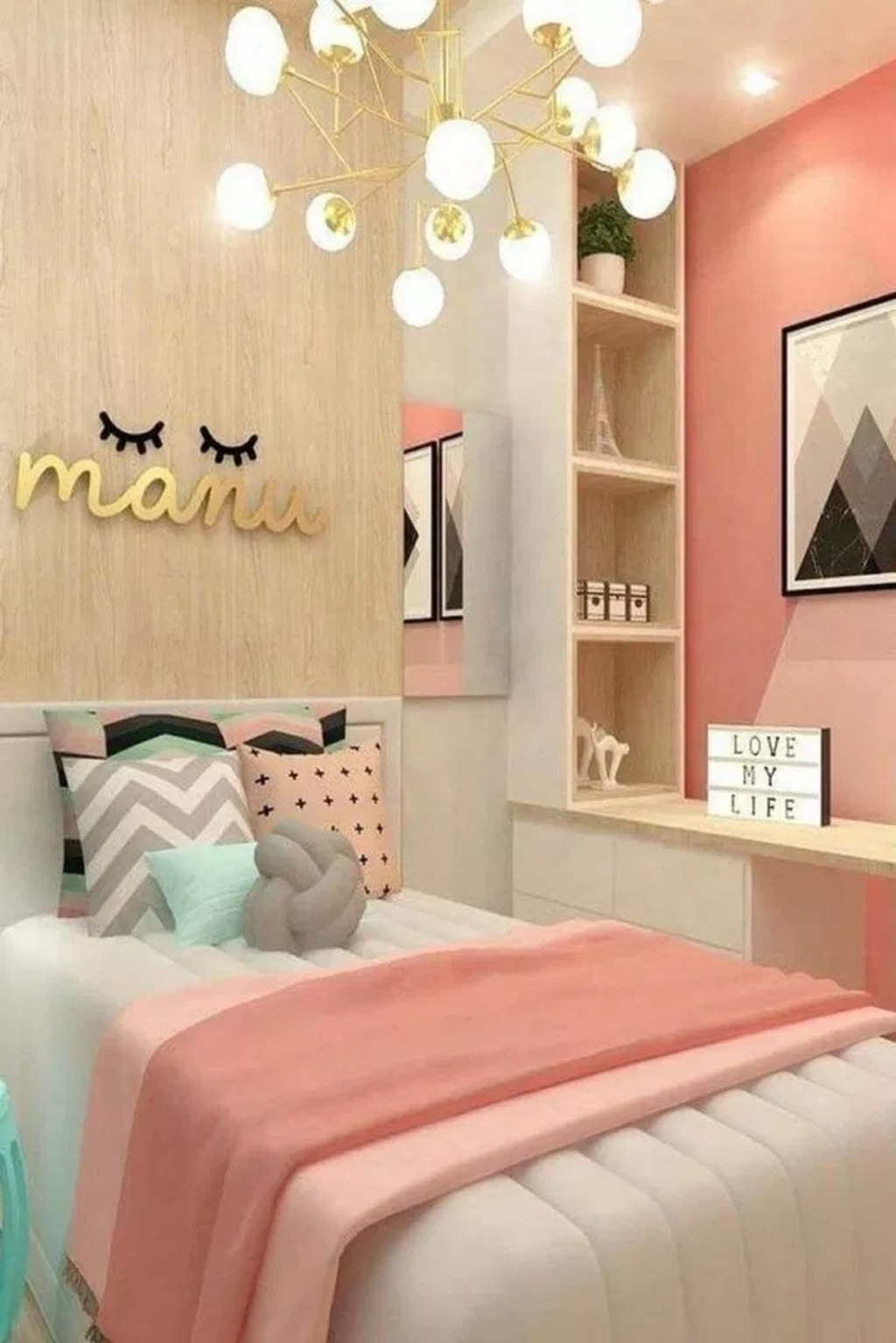 Beautiful Small Bedroom Ideas Fresh 20 Beautiful Girls Bedroom Ideas for Small Rooms to Try