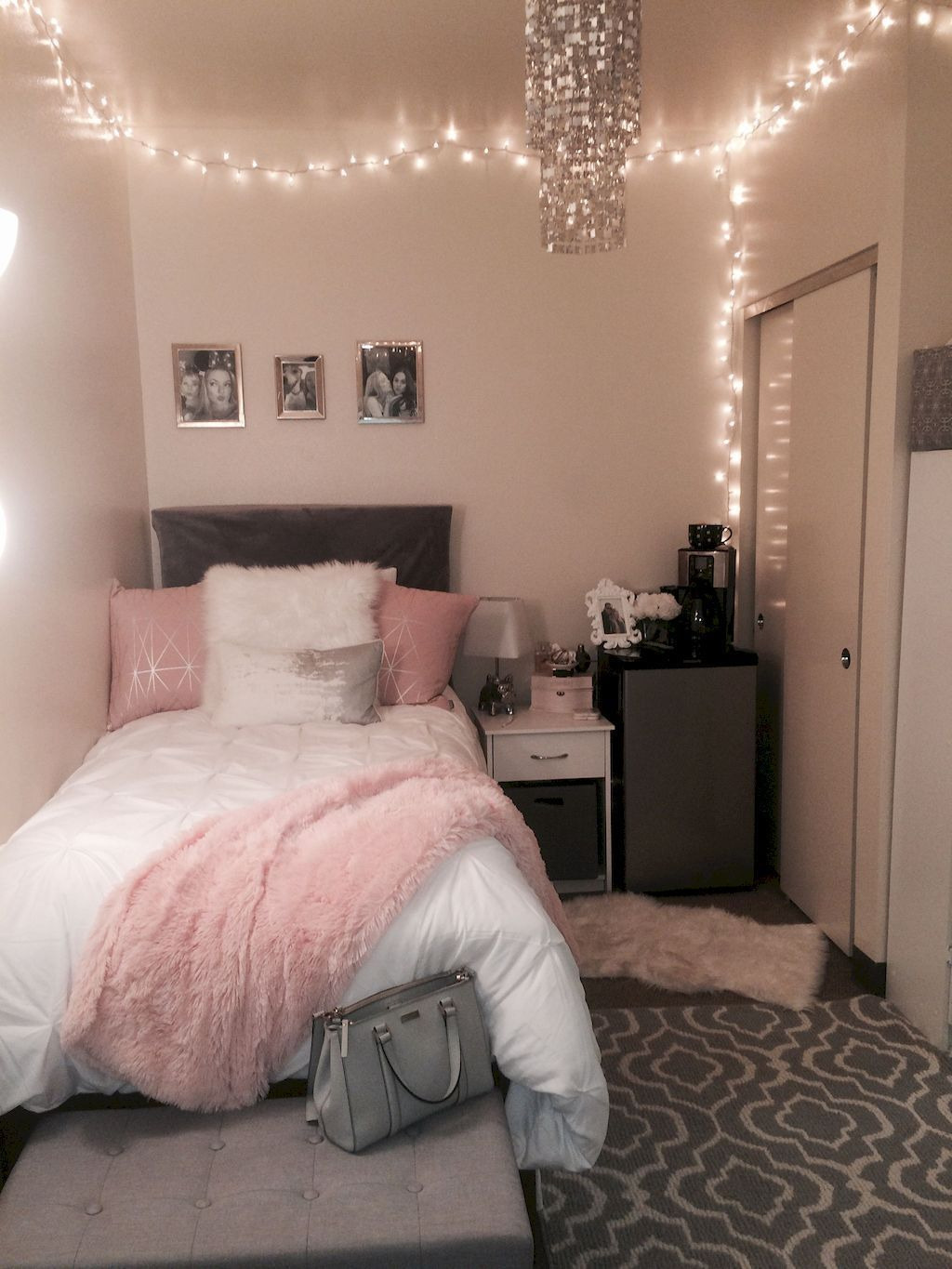 Bedroom Ideas for Small Bedrooms Beautiful Pin by Crystal Munoz On Room Ideas ❥