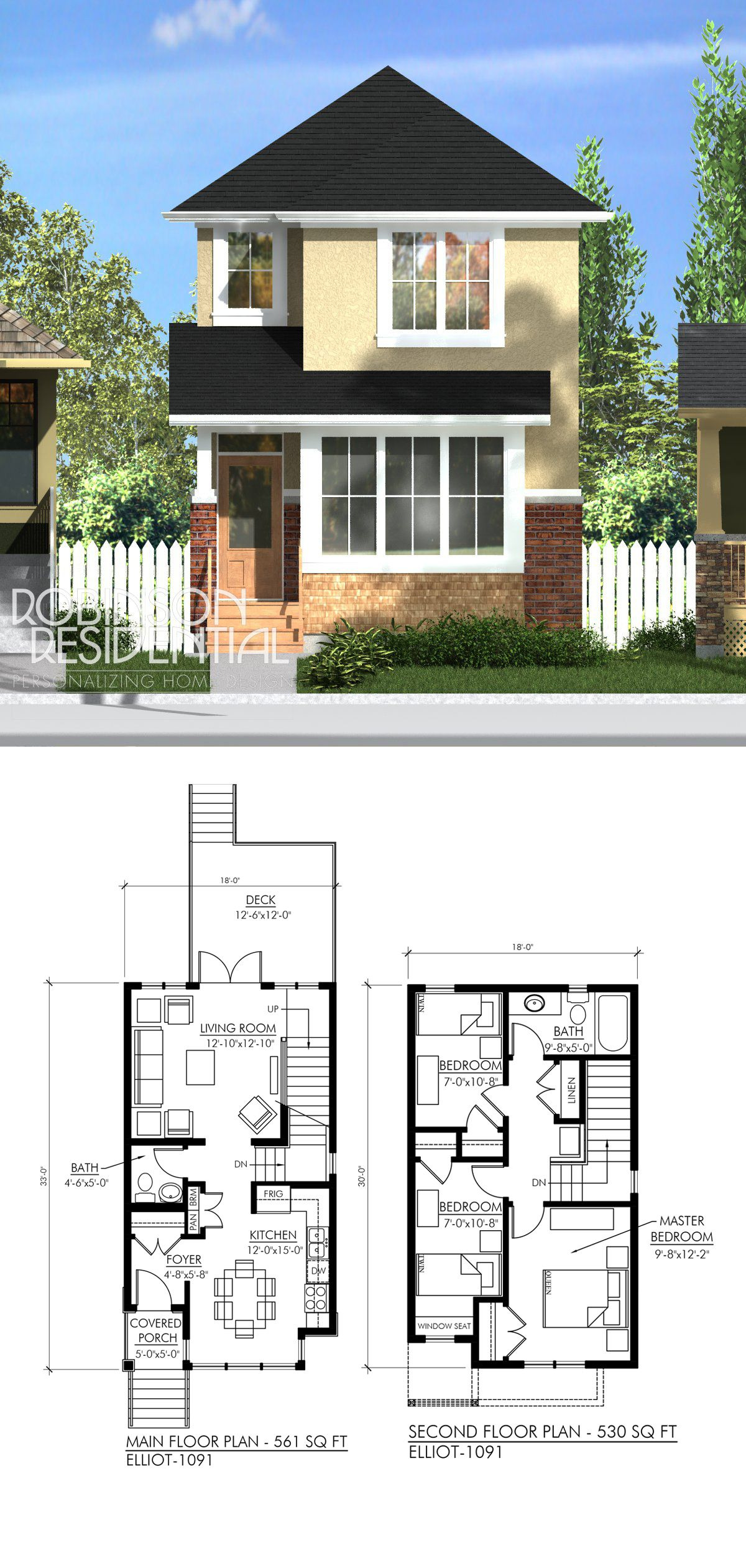 Best Small House Plans Residential Architecture Beautiful Craftsman Elliott 1091