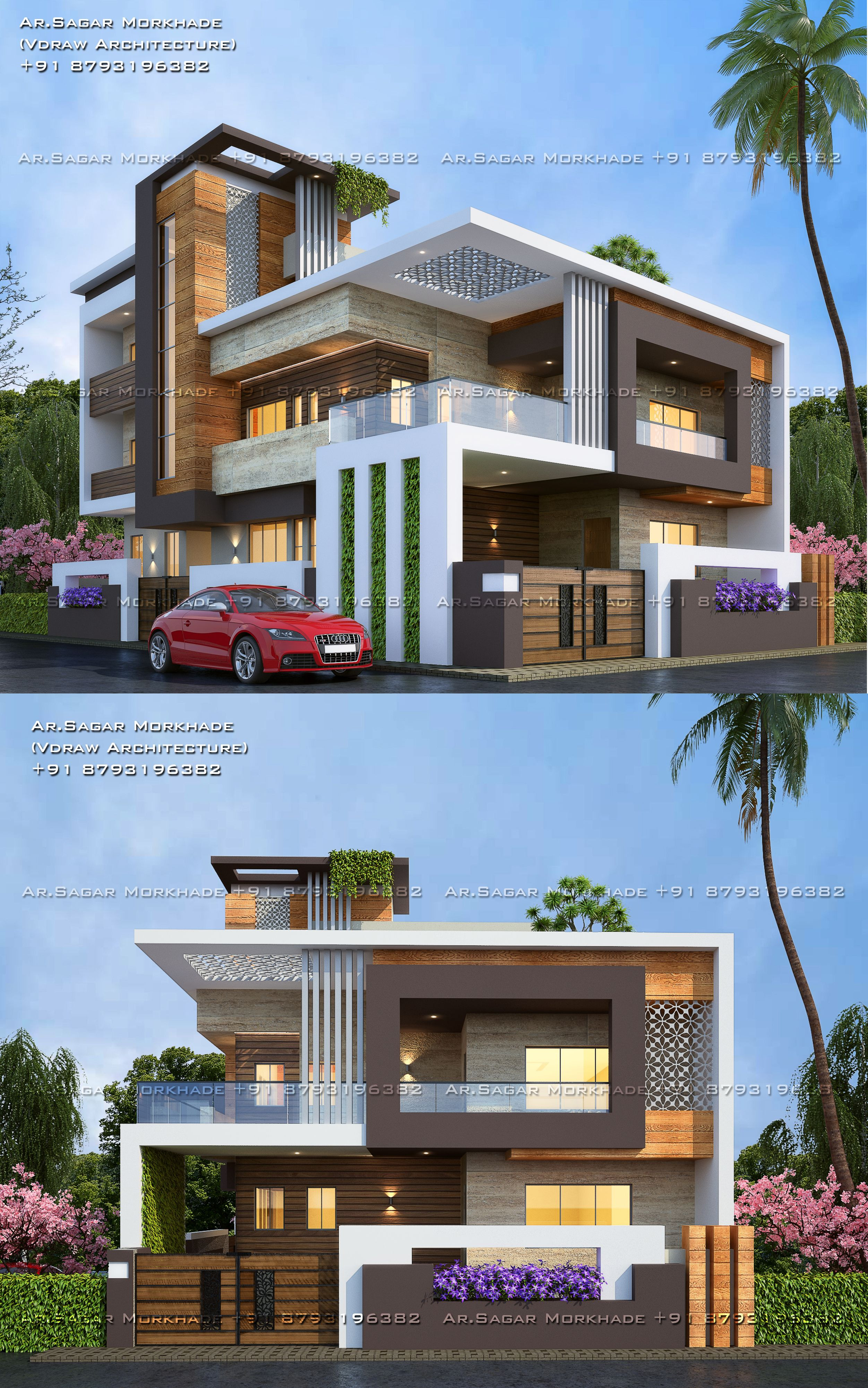 Best Small House Plans Residential Architecture Best Of Modern Residential House Bungalow Exterior by Ar Sagar
