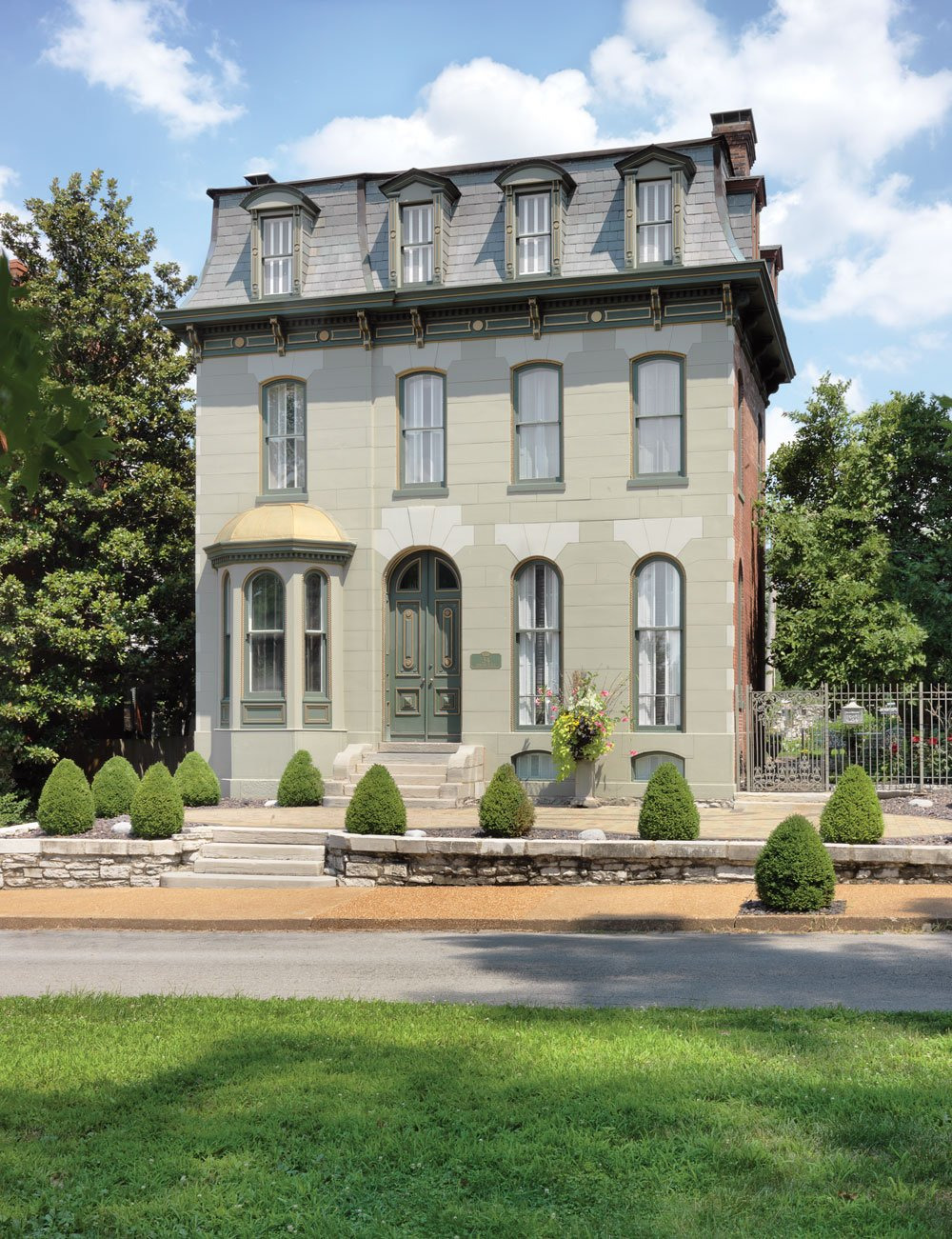 Big Beautiful Houses Pictures Elegant the 10 Most Beautiful Homes In St Louis