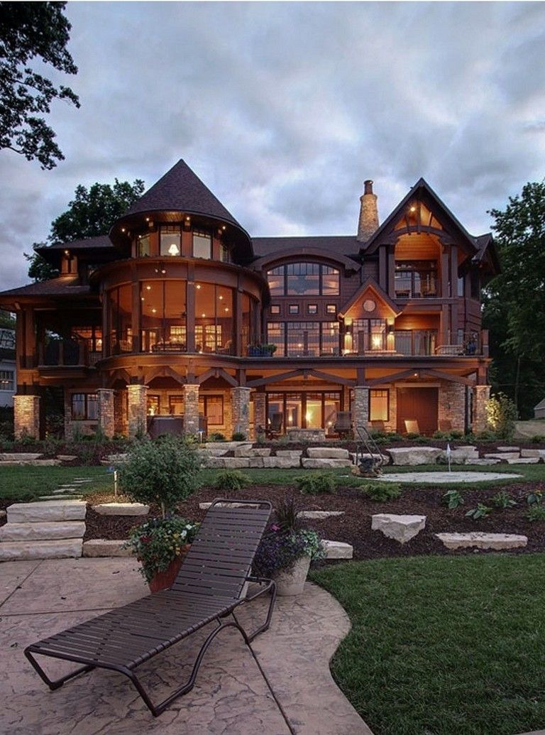 Big Beautiful Houses Pictures Unique 40 Best Luxurious Dream Home Designs Easy to Build