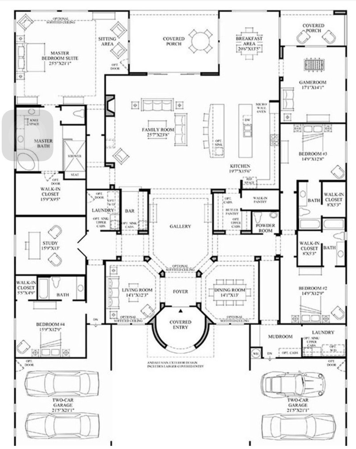 Big House Plans Pictures Beautiful Big Family House