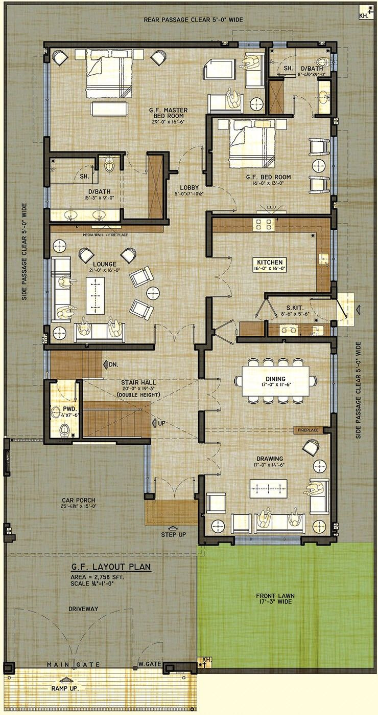 Big House Plans Pictures Inspirational Big Buanglaw