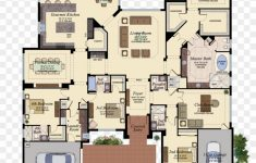 Big House Plans Pictures New House Plans With Big Garage 4660 Square Feet 4 Bedroom
