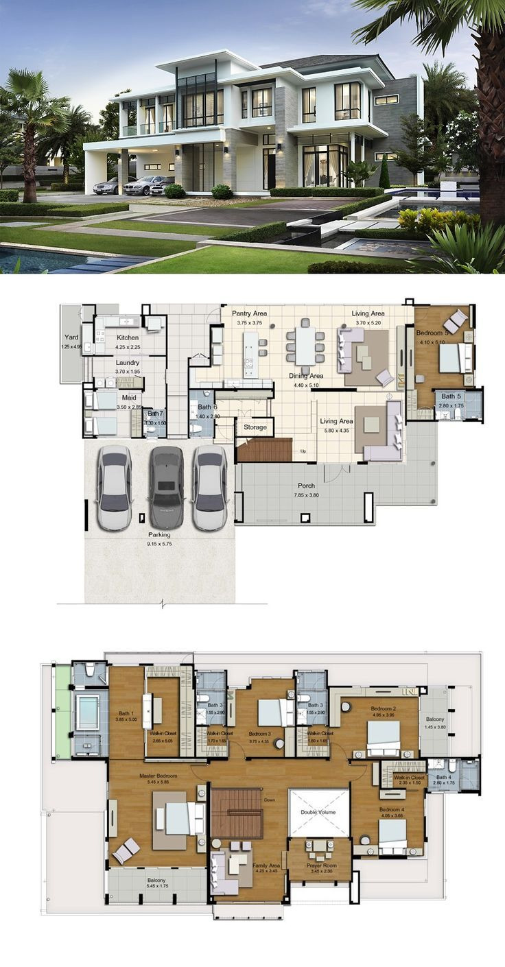 Big Modern House Plans Inspirational Best Wohnen Images On Pinterest Big House Layouts Land and