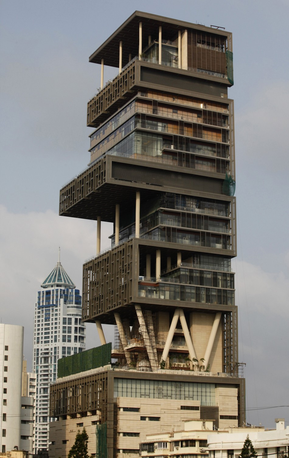 worlds most expensive house ambani family unveil interior antilia first time