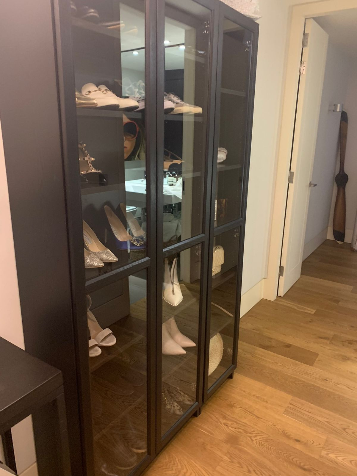 Book Cabinet with Doors New Ikea Billy Oxberg Bookcases with Glass Doors