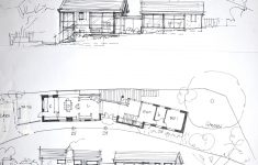 Build House Floor Plan Elegant Sketch Design For A New Build House On Long Narrow Sloping