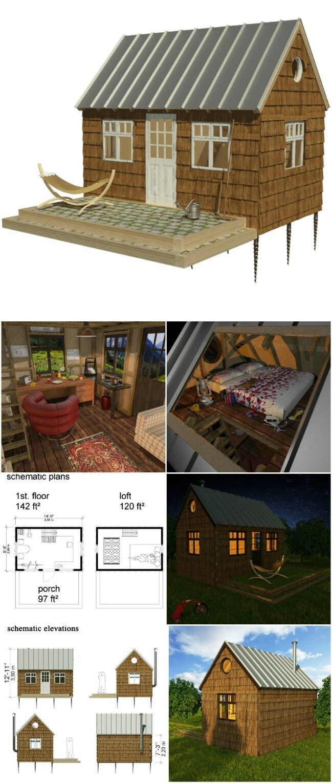 Build Your Own Small House Plans Luxury 25 Plans to Build Your Own Fully Customized Tiny House On A