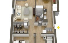 Building Plans For Small Houses Lovely 40 More 2 Bedroom Home Floor Plans